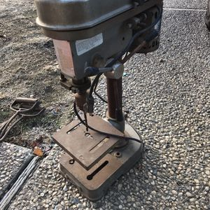 vintage drill press for Sale in Chico, CA