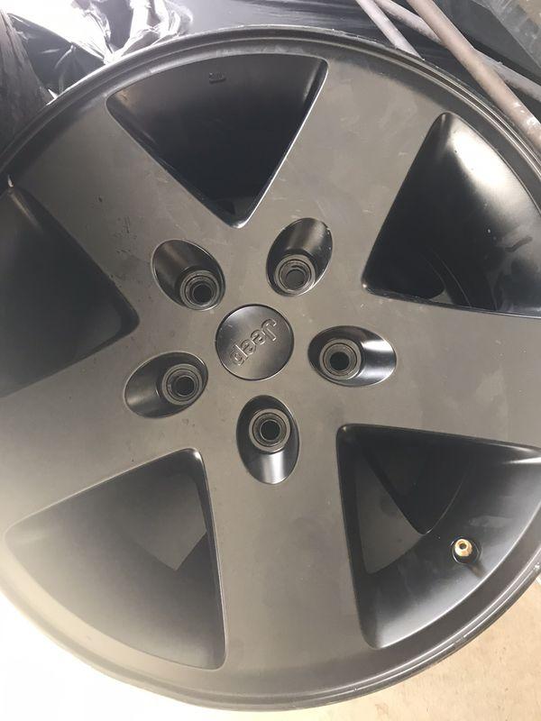 Jeep Rubicon Wheels