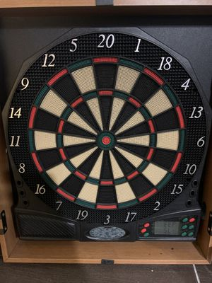 Halex Electronic Dartboard for Sale in Tampa, FL