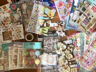 Stickers & Scrapbook Stickers for Sale in New Port Richey,  FL