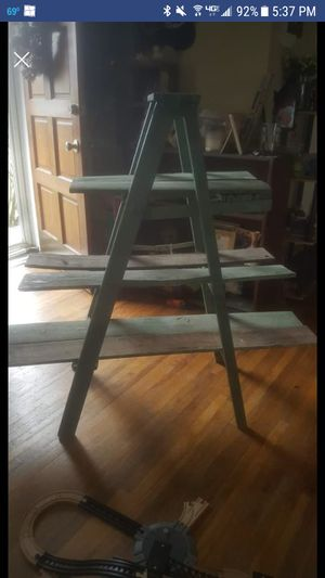 Ladder shelf for Sale in Lake Park, NC