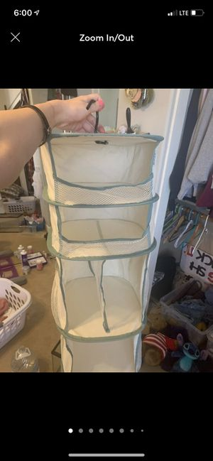 Closet organizer for Sale in Cave Creek, AZ