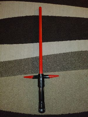 "Disney Store ""Kylo Ren Lightsaber"" Force Awakens for Sale in Wheaton, IL"