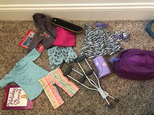 AMERICAN GIRL DOLL CLOTHES AND ACCESSORIES HAUL for Sale in Alta Loma, CA