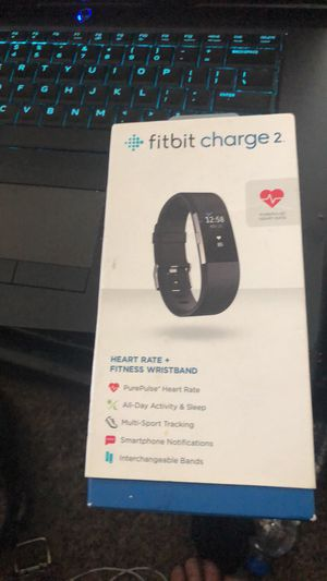 Fitbit Charge 2+HR for Sale in HOFFMAN EST, IL