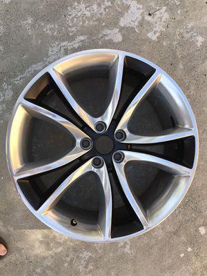 "20"" Dodge Charger factory wheel rim 20x8 original oem for Sale in Palos Verdes Peninsula, CA"
