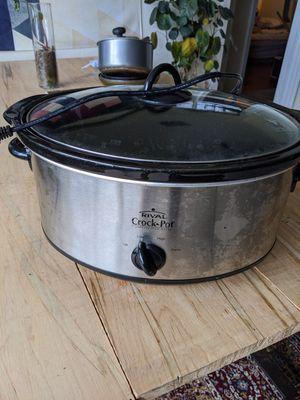 Rival Crock Pot for Sale in Orlando, FL