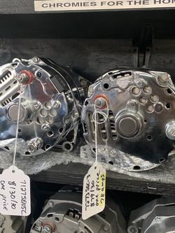 High Amp, Ultra Performance alternators 350 amp for Sale in Fontana,  CA