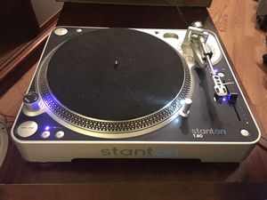 Stanton T80 Super High Torque Professional DJ Turntable for Sale in Baltimore, MD