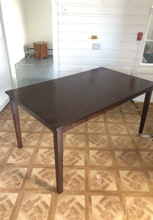 3x5 wooden kitchen table for Sale in Westminster, MD