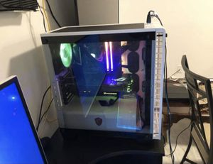 Gaming Setup with Computer, Monitor, Keyboard, and Mouse for Sale in Rocky River, OH