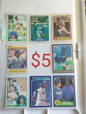 BASEBALL CARDS for Sale in Rosemead, CA