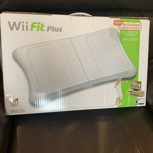 Wii Fit Plus Board for Sale in Johnstown, OH