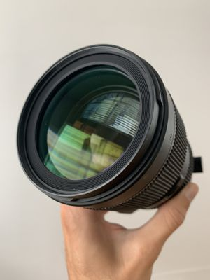 Sigma 50-100mm f/1.8 Canon EF Mount for Sale in Los Angeles, CA