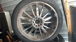 4 Tires and 3 Rims good condition for Sale in Kissimmee, FL