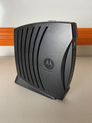 Motorola SURFboard SB5120 Cable Modem for Sale in San Diego, CA