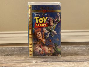 Toy Story (VHS, 2000, Special Edition Clam Shell Gold Collection) for Sale in Temecula, CA