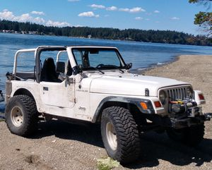 98 Jeep Wrangler tj for Sale in Olympia, WA