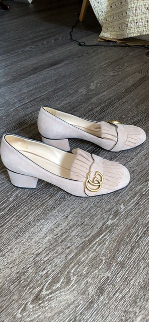 Gucci suede heels for Sale in Austin, TX