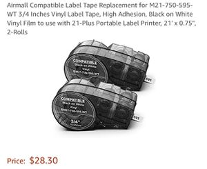 Compatible Label Tape for Sale in Glendale, AZ