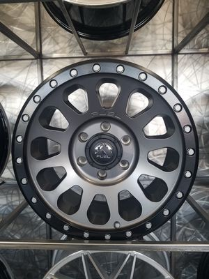 "PRICE PER WHEEL 17"" Fuel Vector D601 wheels fits tacoma 4 runner jeep wrangler rims for Sale in Tempe, AZ"