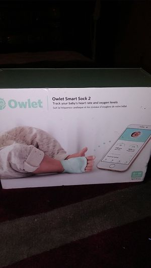Owlet Smart Sock 2 for Sale in San Diego, CA