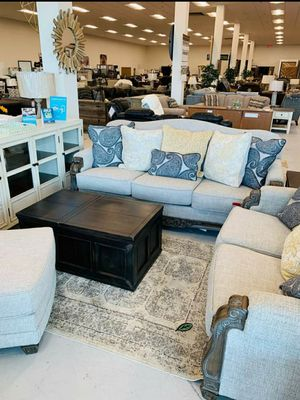 🍾🍾 Best Offer ‼ Sylewood Slate Living Room Set 105 for Sale in Columbia, MD