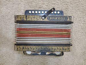 Vintage hohner accordion for Sale in Denver, CO