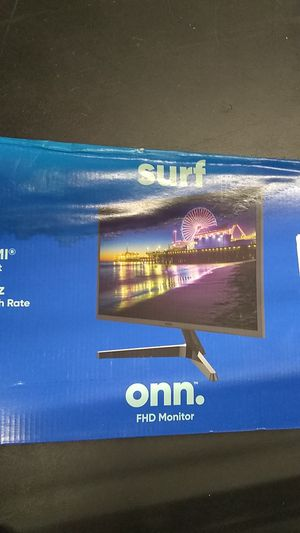 "SURF onn. FHD Monitor. 24"" (retail $99) for Sale in Phoenix, AZ"