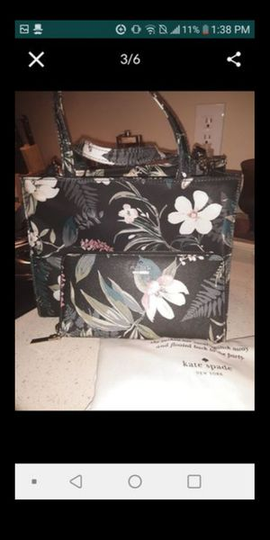 Kate Spade Watson Lane Botanical Satchel(Very Good Condition) for Sale in Salt Lake City, UT