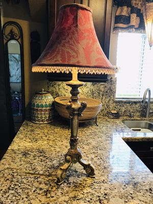 Brocade/Bling Table Lamp for Sale in North Las Vegas, NV