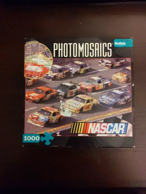 Nascar Puzzle for Sale in Riverside, CA