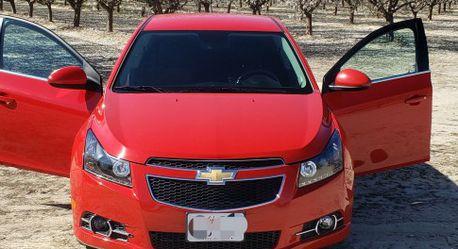 2014 Chevrolet Cruze LT Rally Sport for Sale in Sanger,  CA