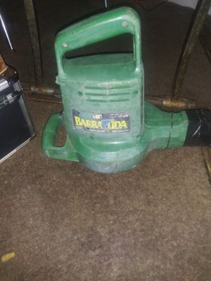 Blower and bac for Sale in Indianapolis, IN