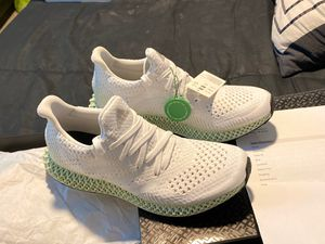 Adidas 4d white ash green size 9 rare shoes for Sale in Placentia, CA