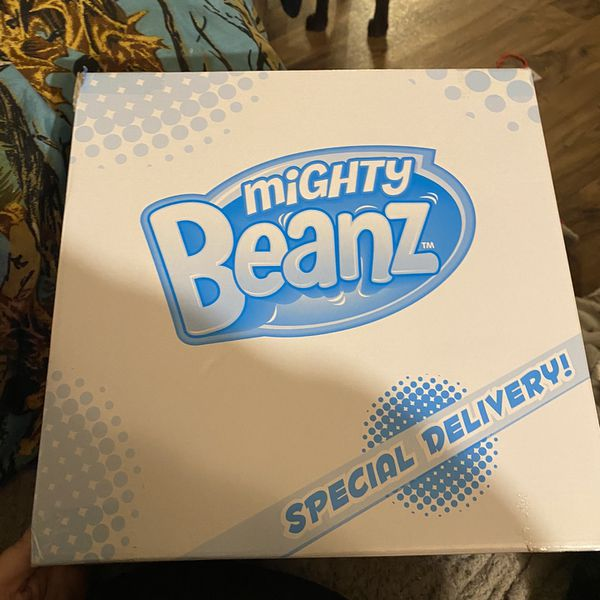 Mighty Beanz Special Delivery