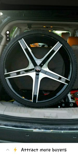 24s rims for Sale in Baltimore, MD