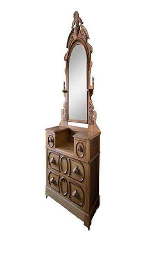 Vintage Wooden Dresser for Sale in Waldorf, MD