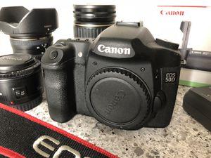 Canon EOS 50D Digital Camera for Sale in Seattle, WA
