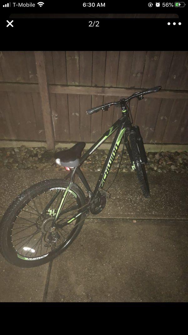 28inch mountain bike
