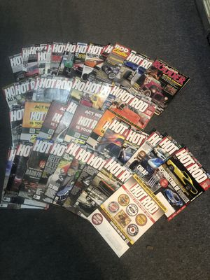 39 Hot Rod Magazines and 2 others for Sale in Worcester, MA