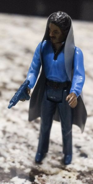 1980 Star Wars Lando Calrissian Action Figure with Weapon for Sale in Southlake, TX
