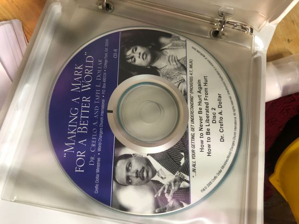 How to Never Hurt Again by Dr Creflo Dollar