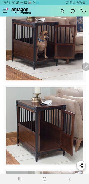 Fancy dog crate for Sale in Brighton, MI