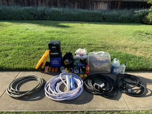 RV/Trailer camping accessories for Sale in Gilroy, CA