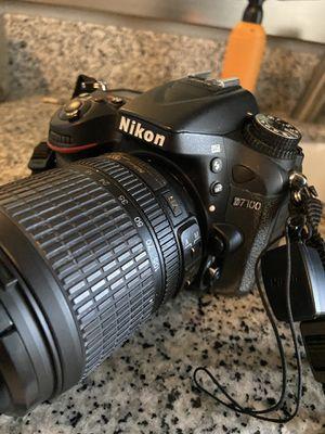 Nikon d7100 for Sale in Riverview, FL