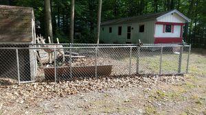 Rolling fence gate. 15' opening. for Sale in Interlochen, MI