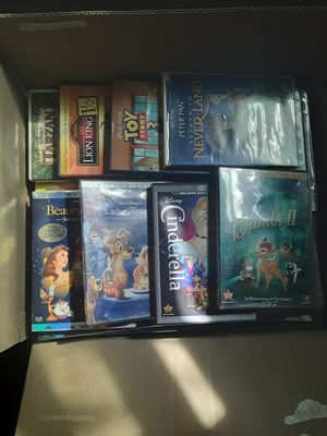 100+ Disney and family dvds for Sale in Conyers, GA
