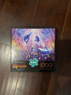 Dolphin Puzzle for Sale in Orange, CA