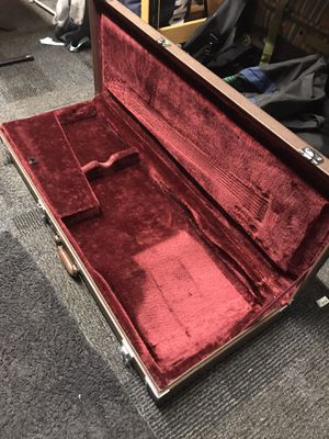 Hard Shell Guitar Case for Sale in Waltham, MA